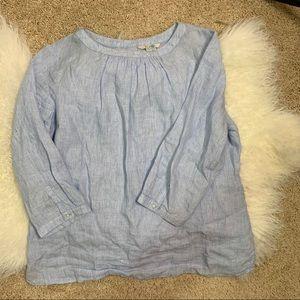 Linen blouse Boden